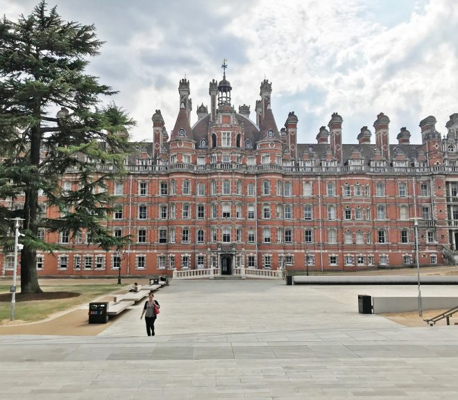 Royal Holloway LibTeachMeet Whenever, Wherever: Information Literacy Online 19th July