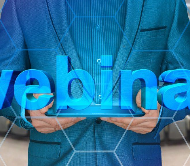 Zoom: Joining a Webinar