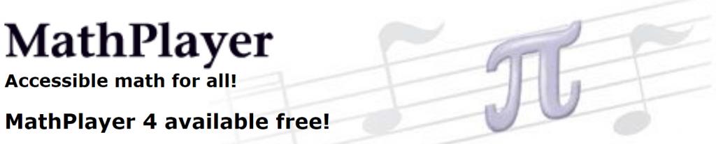 MathPlayer Logo